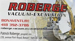 Roberge Vacuum Excavation